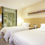 Superior Twin Room with 2 single beds.